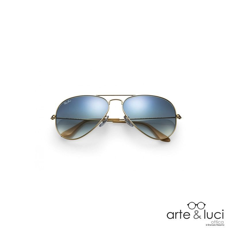 vendita online Ray-Ban Aviator Large Metal RB3025-001/3F