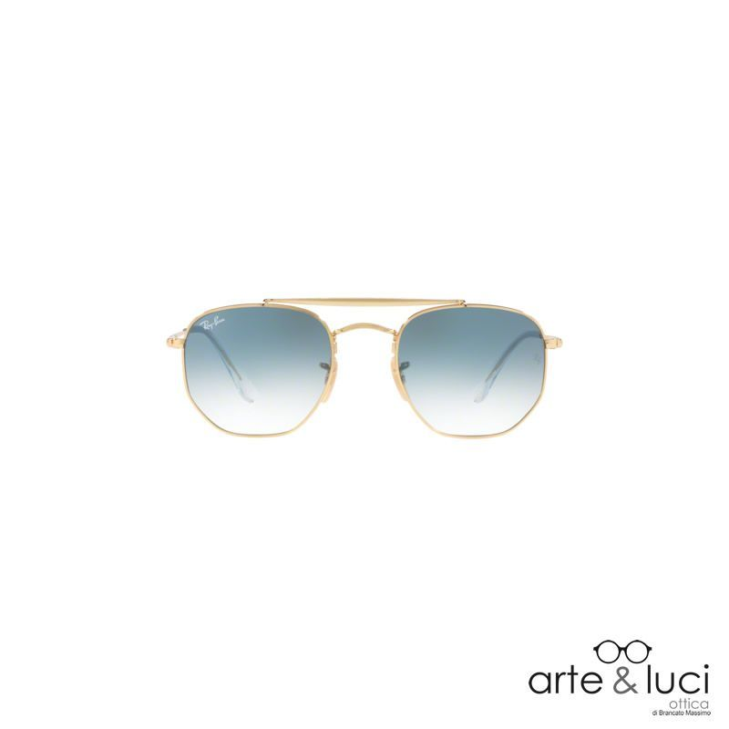 vendita online Ray-Ban The Marshal RB3648-001/3F