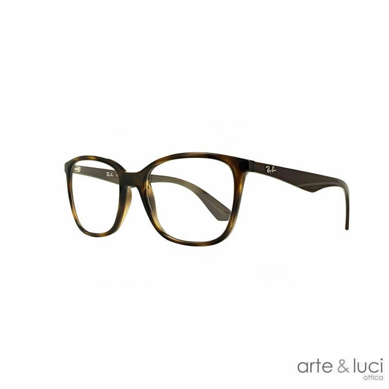 montatura occhiali da vista donna ray ban