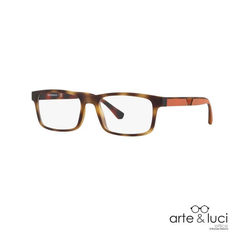 Occhiali da Vista Emporio Armani EA 3130 (5089) Ok4lnC