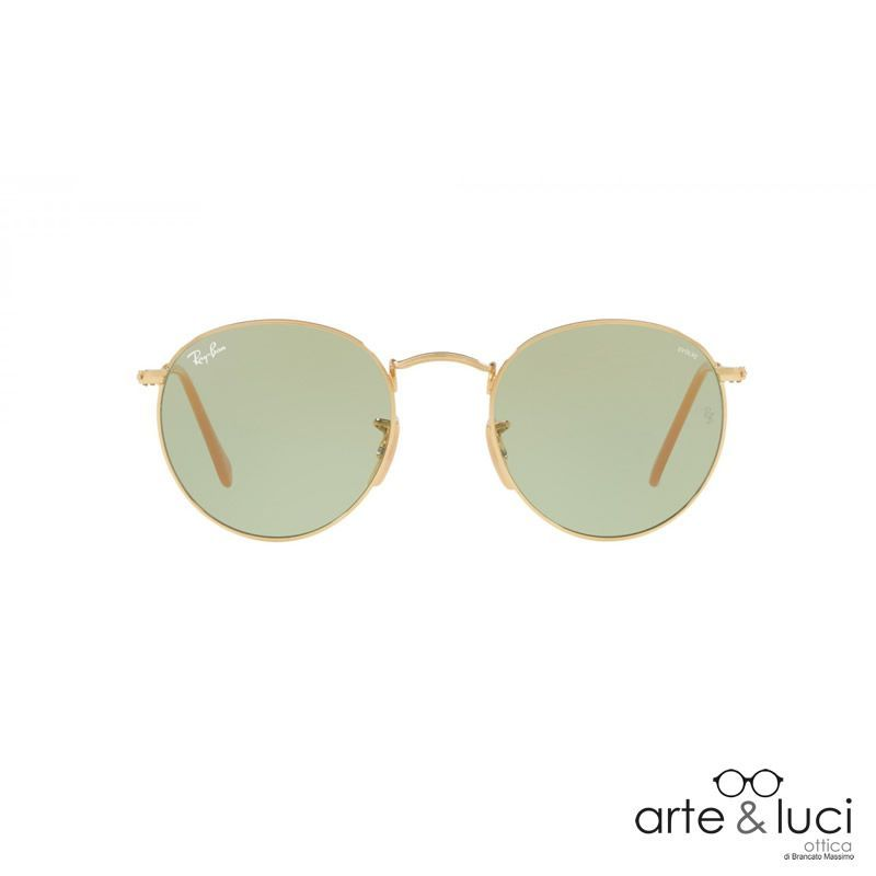 Ray-Ban Round Metal RB3447-90644C