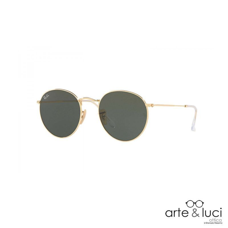 Ray Ban ® Round Metal RB3447N-001
